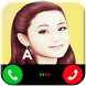 Fake Call Ariana Grande by Get best app