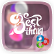 Best Thing GO Launcher Theme by ZT.art
