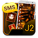 SMS for Samsung Galaxy J2 by Lockers and SMS Themes