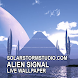 Alien Signal Live Wallpaper by Visions Beyond App Developer Services