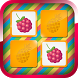 Best Memo Fruits by Netigen