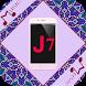 رنات جلاكسي J7, J5 بدون نت نغمات