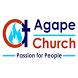 Agape Church by AMG STREAMS, LLC