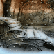 Snowy Park Live Wallpaper by Daksh Apps