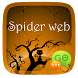 (FREE) GO SMS SPIDER WEB THEME