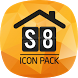 S8 Edge Icon Pack – S8 Icon Pack