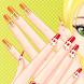 Fashion Manicure Nail Tattoo by Sunshine Popular Gaming