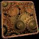Golden Gears Live Wallpaper by TLMNGTN