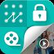 Video locker - Hide videos by Apps Alert