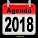 Agenda Calendario Laboral 2018 by DPCproducciones