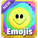 Emojis Theme Keyboard by SuperColor Themes