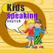 English speaking practice by kids game learn