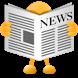 News Paper by Rajesh Kumar Chelluri