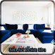 Sofa Set Design by Ashlalayo