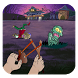 Crazy Zombie Slingshot by TopApps Dev.