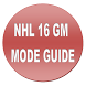 GM Mode Guide for NHL 16