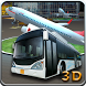 Airport Bus Runway Parking by Smashing Geeks