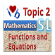 i_b Mathematics SL Topic 2 by i-math