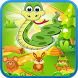 Snake Eat Pets by IU Puzzle Match
