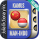 Kamus Mandarin Indonesia by Julia Dictionary Inc