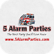 5 Alarm Parties by Rhizome Apps
