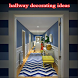 hallway decorating ideas by imagesdev