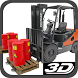 Cargo Forklift Simulator 3D by Lisa King studio