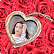 Rose Photo Frame Photo Editor