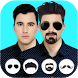 Face changer real photo editor Beard and mustache by VivaExplorer