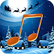 Christmas Theme For Free Music Player by Keyboard Theme & Music Player Theme