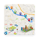 GPS Route Finder :GPS Maps Navigation & Nearby by Softizo Technologies