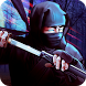 3D Ninja Warrior Run by Run And Gun Free Android Games
