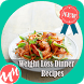 Weight Loss Dinner Recipes by MemberMedia