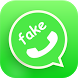 WhatsFake - Fake Chat Message by MsrDevs