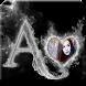Smoky Text Photo Frames by PhotoAppzone