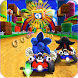 Sonic racing dash