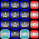 16 DTMF Tone Generator Keypad by KG9E
