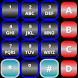 16 Tone DTMF Generator Keypad 1234567890*#ABCD by KG9E
