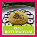 Resep Roti Maryam by Creative2Apps