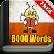 Learn Polish - 6,000 Words by Fun Easy Learn