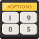 4Options - Math game by GetEasySolution