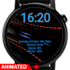 Watch Face: Metallic Wallpaper by osthoro