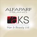 Aks Alfaparf by Sappsuma