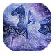 Nice horsewoman live wallpaper by smyaral
