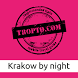 Krakow by Night by Apli Media
