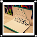 Birthday Pop Up Card by Dinda Maulidina
