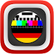 German Television Free Guide by The Glyph