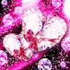 Pink Diamond Princess Glitter Theme by Theme Design Dreamer