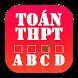 Trac Nghiem toan THPT by MATHVN