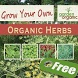 Grow Organic Herbs FREE by theotherhat.biz